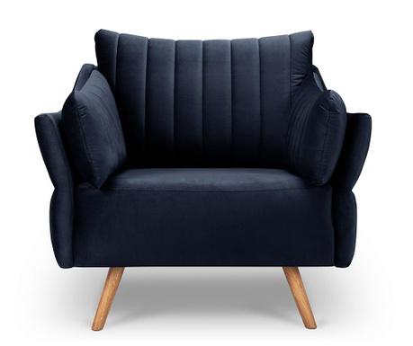 Fotelja Elysee Navy Blue