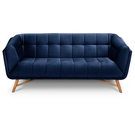 Kauč dvosjed Etoile Royal Blue