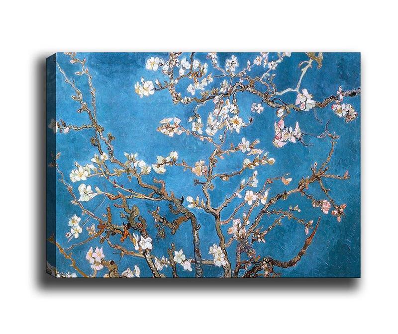 Картина Almond Blossoms 50x70 см