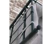 Canapea 3 locuri pentru exterior Lalas Extra Black and Grey