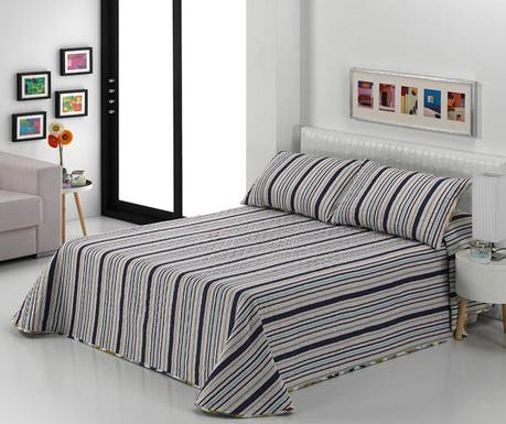Set s prešitim posteljnim pregrinjalom Single Lucia