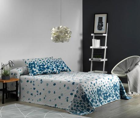 Zestaw pikowany na łóżko Single Milena