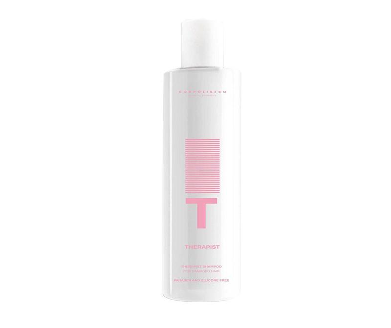 Šampon za oštećenu kosu Corpolibero Therapist 200 ml