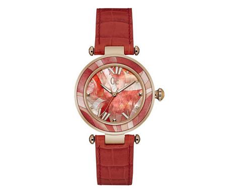 Dámské hodinky Guess Sport Lady Chic Red