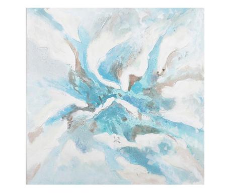 Freeze Festmény 100x100 cm