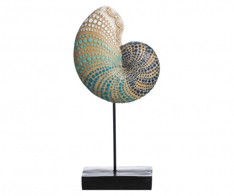 Dekoracja Shell Gradient Spiral
