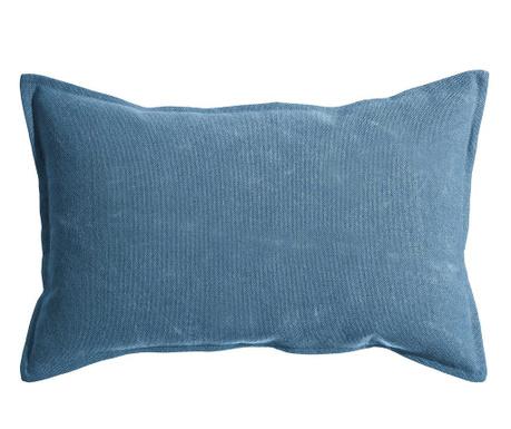 Διακοσμητικό μαξιλάρι Anette Blue 30x50 cm