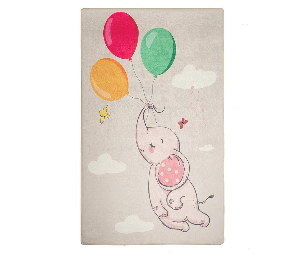 Preproga Balloons Grey 140x190 cm