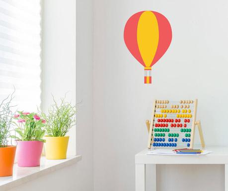 Samolepka Balloon Travel