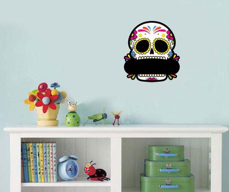 Samolepka Skull