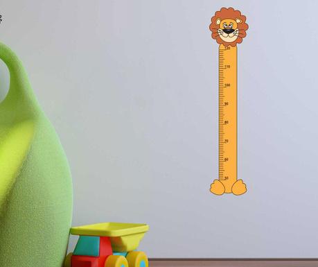 Samolepka na meranie výšky detí Leon