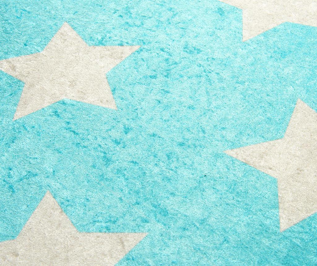 Stars Blue Szőnyeg 140x190 cm