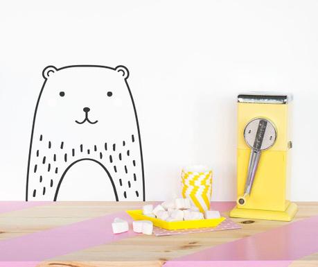 Nalepka Happy Bear