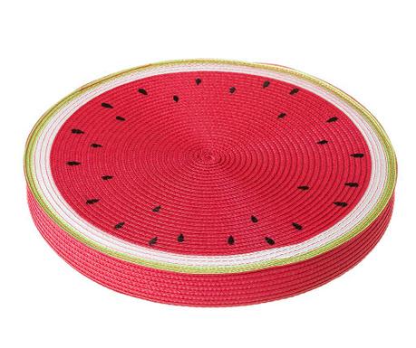 Poduszka na siedzisko Fruits Watermelon