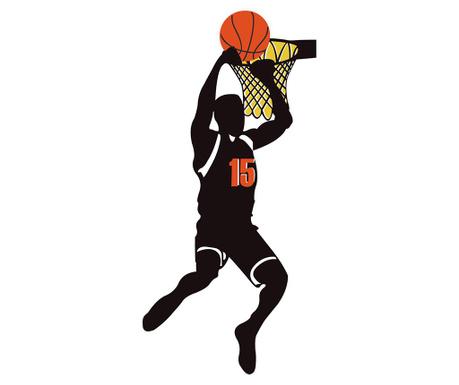 Nalepka Basketball