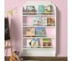 Montessori White Fali polc