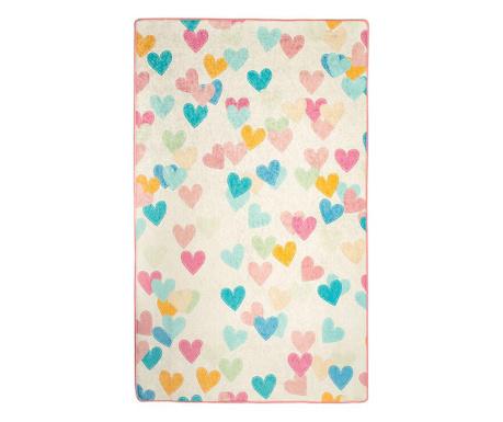 Hearts Szőnyeg 100x160 cm