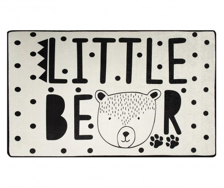 Preproga Little Bear White