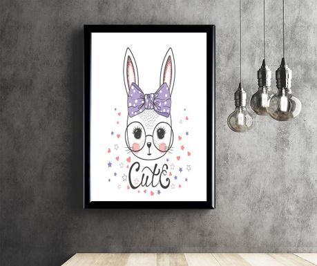 Obraz Bunny 50x70 cm