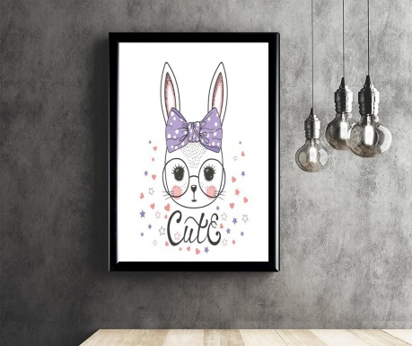 Slika Bunny 50x70 cm