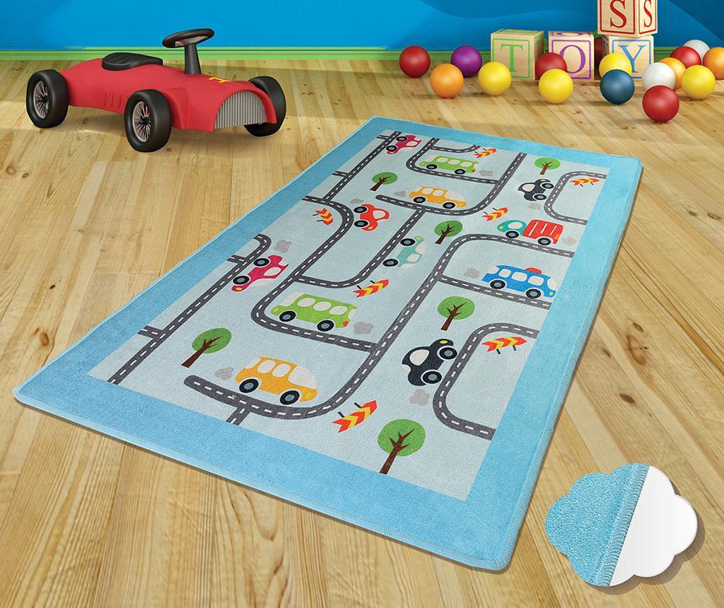Baby Cars Játszószőnyeg 100x160 cm
