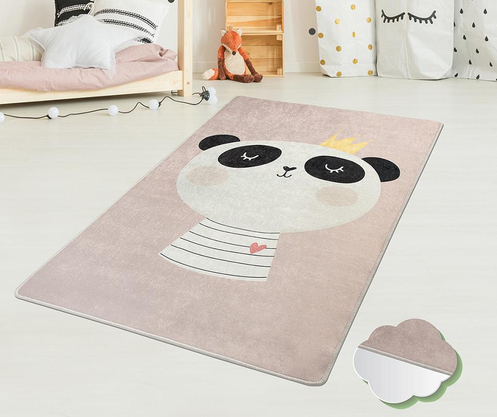 Preproga King Panda 140x190 cm