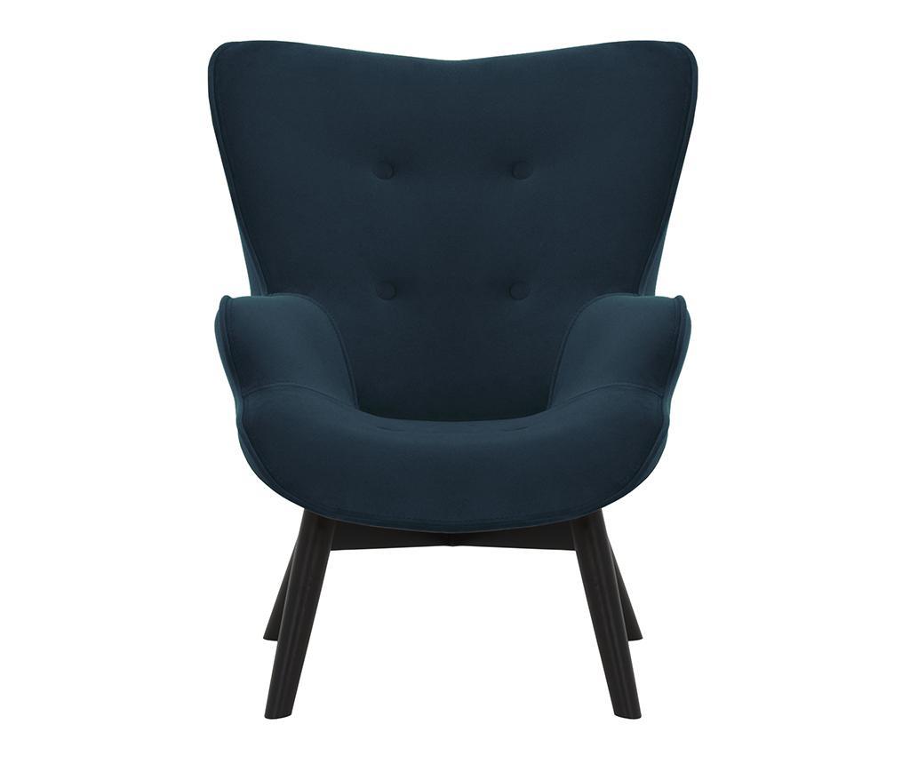 Otroški fotelj Ducon Mini Dark Blue