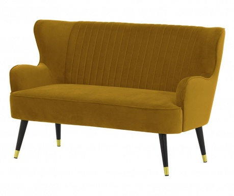 Sofa Bumerang Yellow