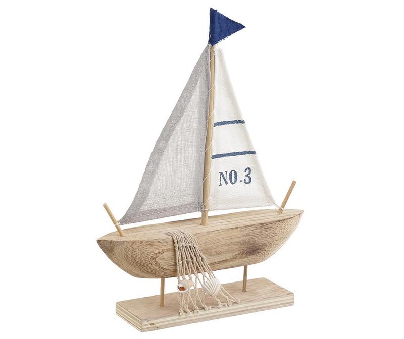 Dekoracija Third Boat in a Row