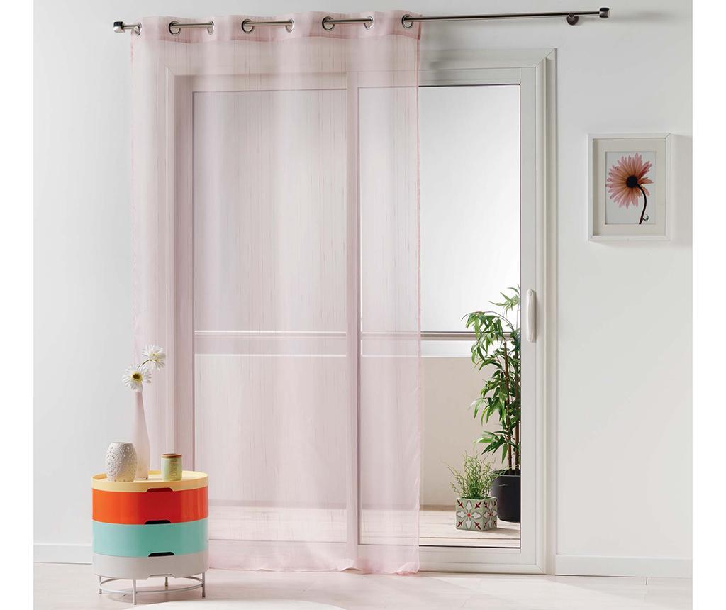 Mariane Pink Függöny 140x240 cm