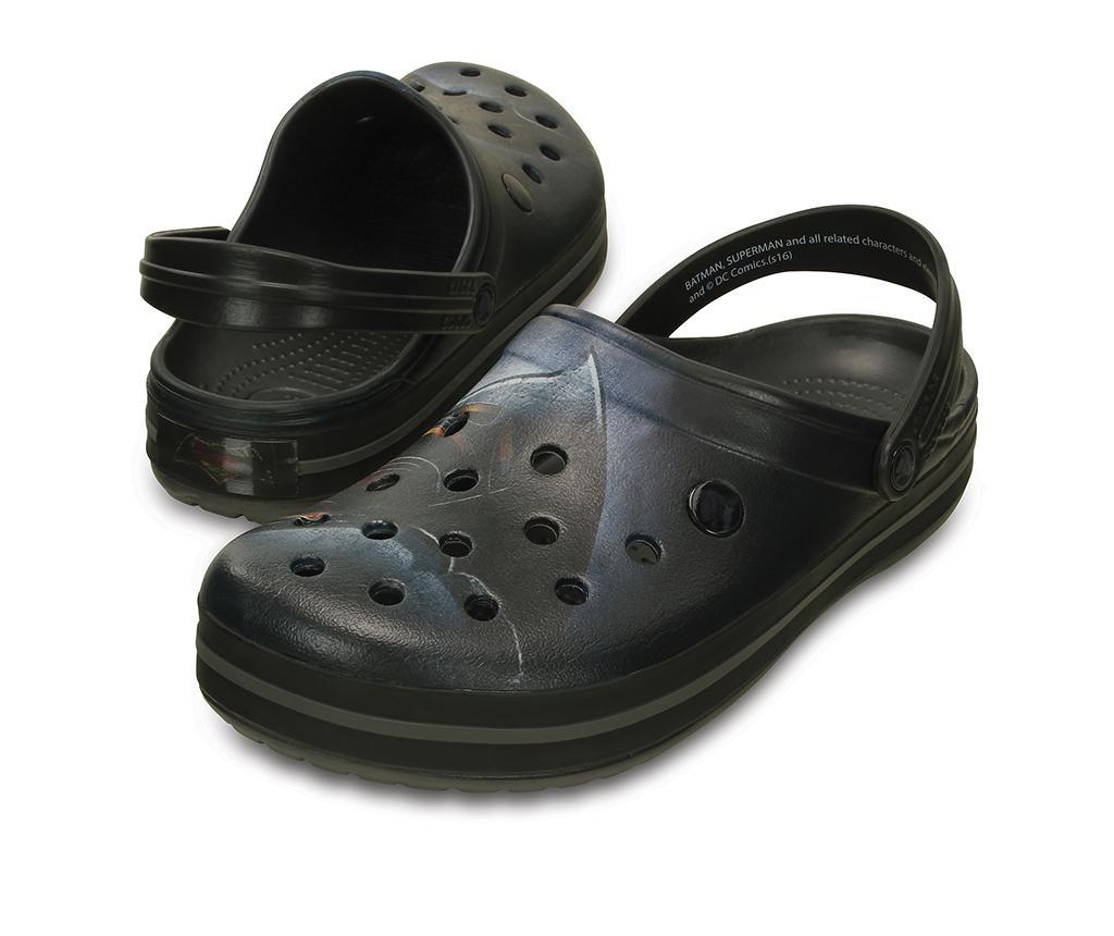 Klompe unisex Crocs Batman 41-42