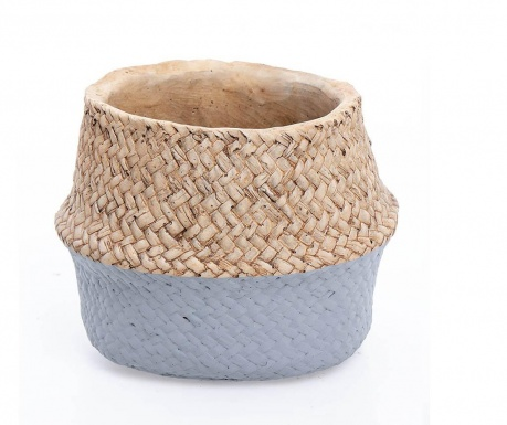 Cvetlični lonec Knit Design