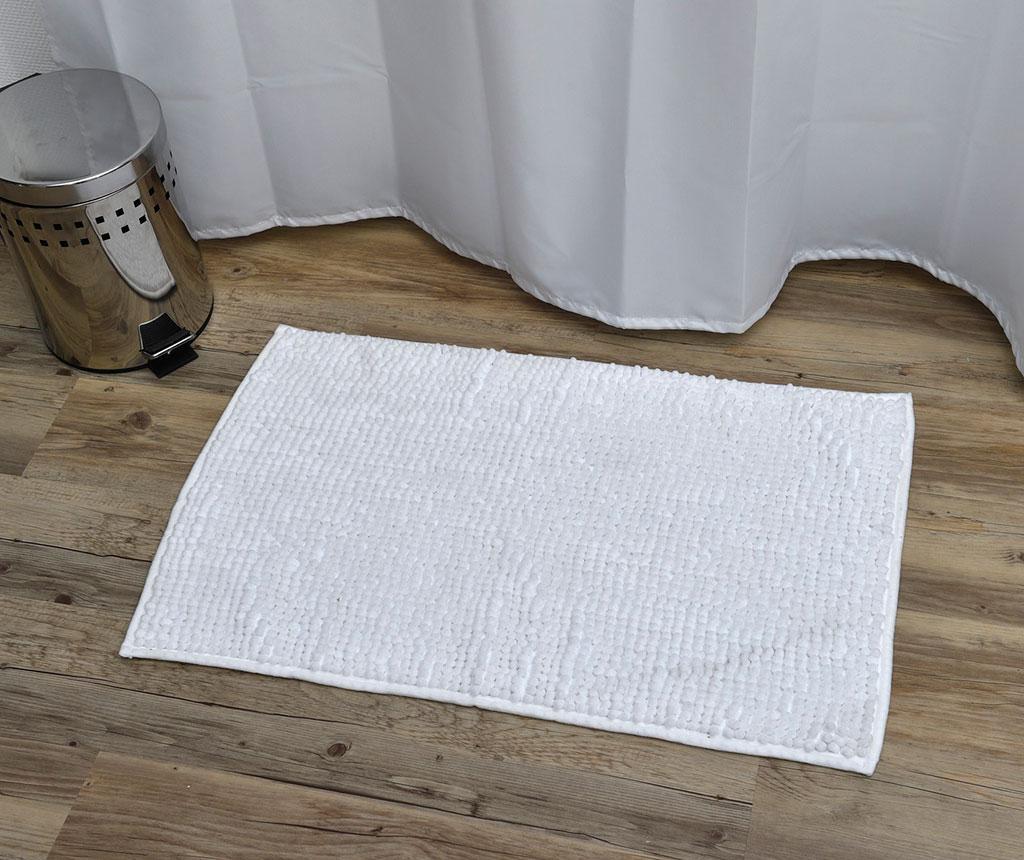Předložka do koupelny Soft White 45x75 cm