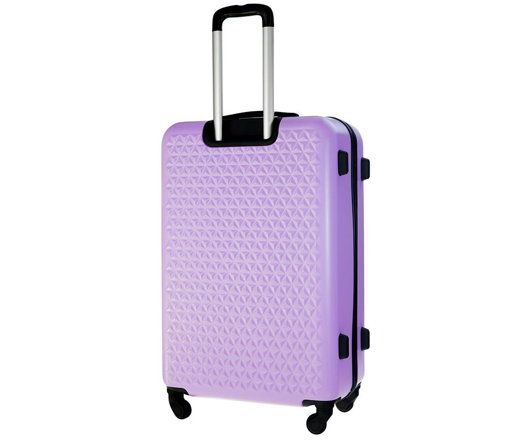 Arrow Purple Gurulós bőrönd 48 L