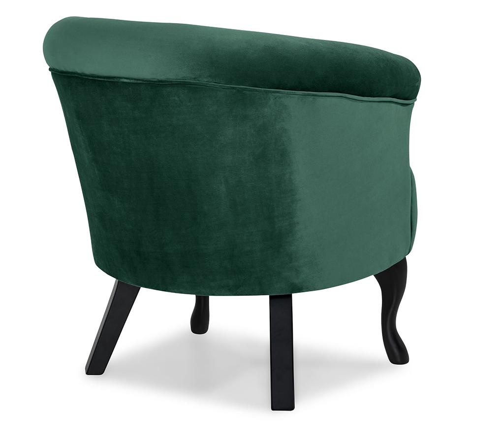 Fotelja Madalina Dark Green
