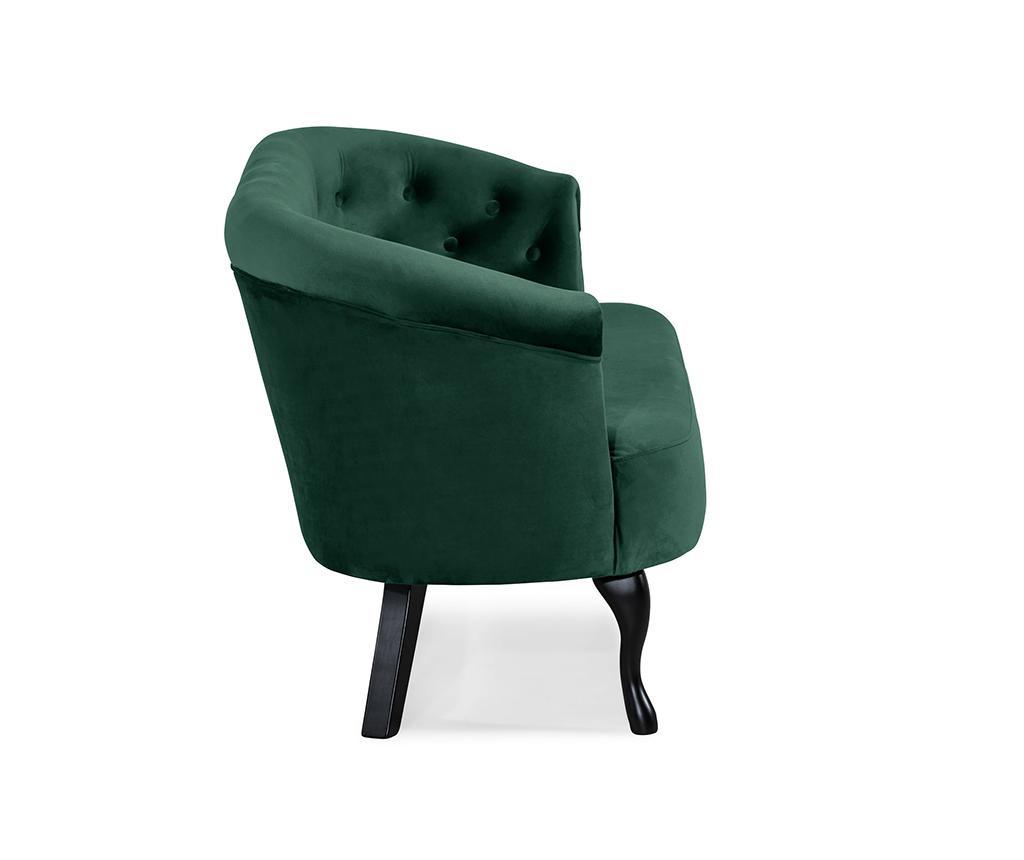 Sofa Madalina Dark Green
