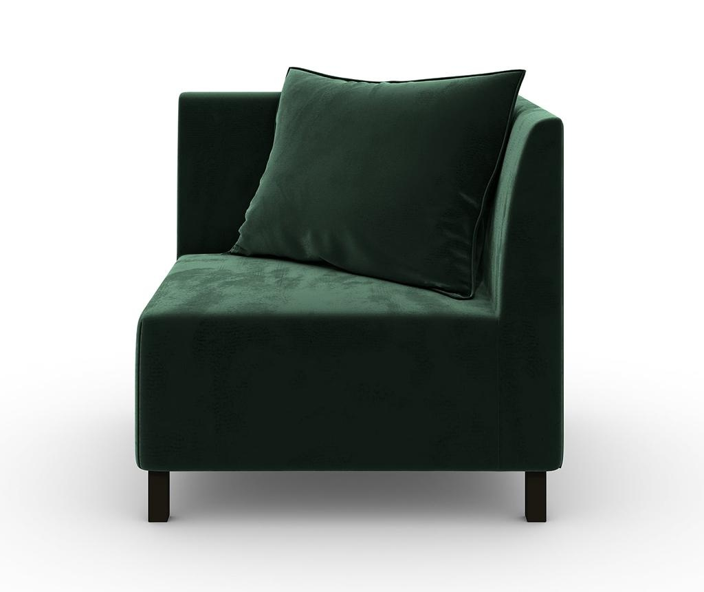 Element za kutnu garnituru Cristina Corner Dark Green