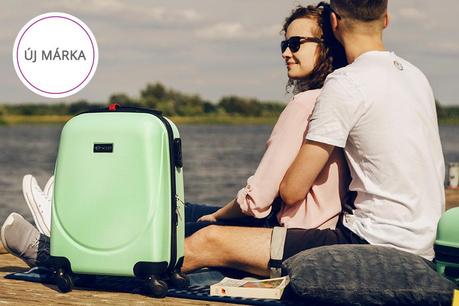 Solier gurulós bőröndök