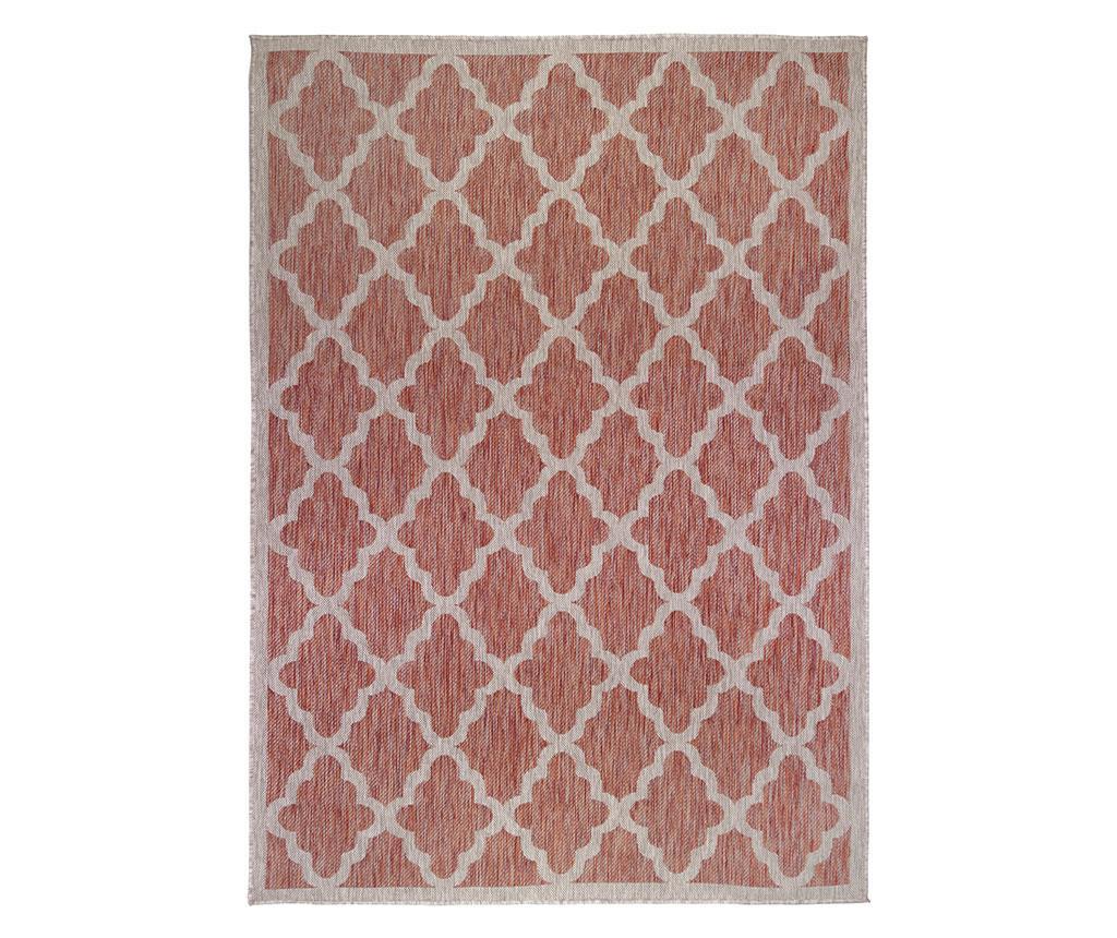 Tepih Padua Red Beige 200x290 cm