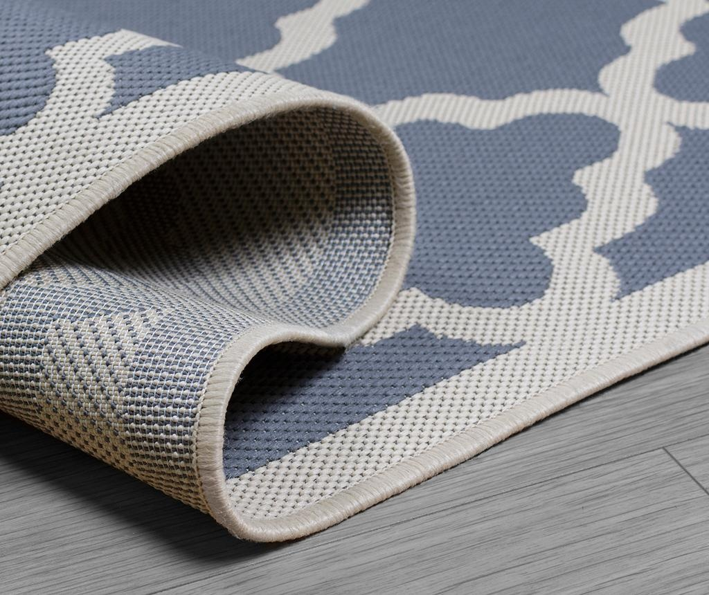 Tepih Padua Beige Anthracite 60x230 cm
