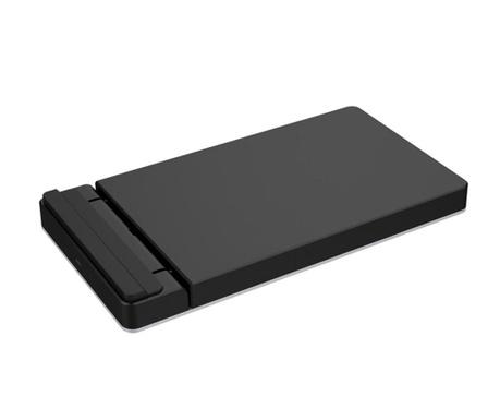 Incarcator wireless Akashi Pad Fast Charge Black
