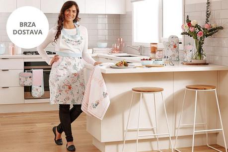 Moderni tekstili za kuhinju