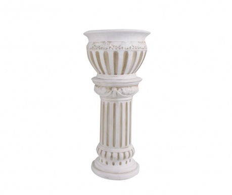 Cvetlični lonec Column Round