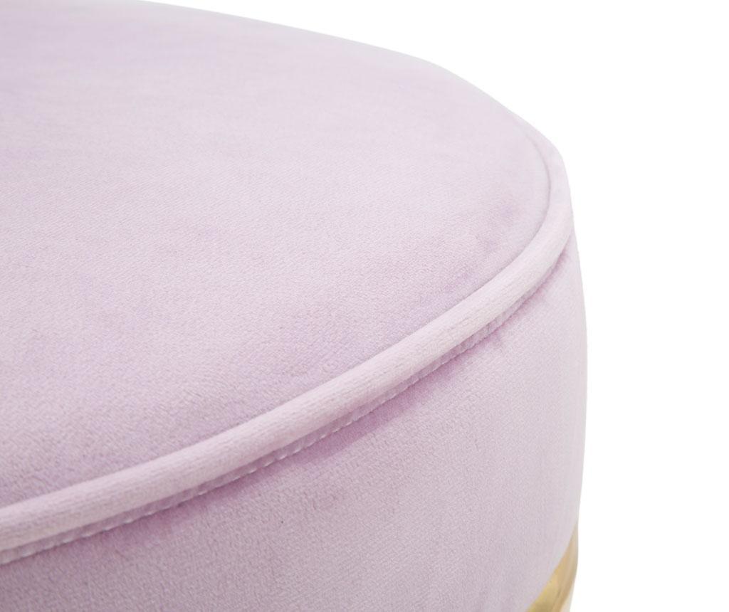 Stolček New Paris Back Pink