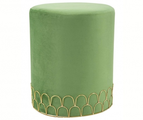 Taboret Ring Green