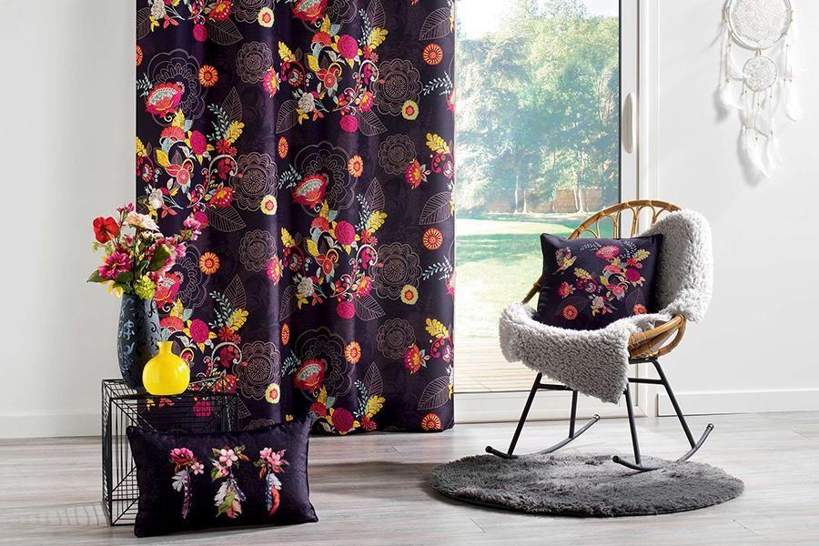 Флорален текстил