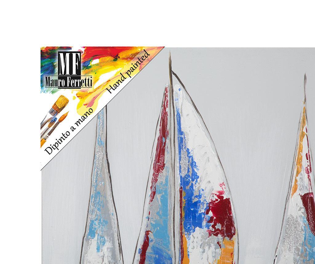 Sailing Boat Kép 60x60 cm