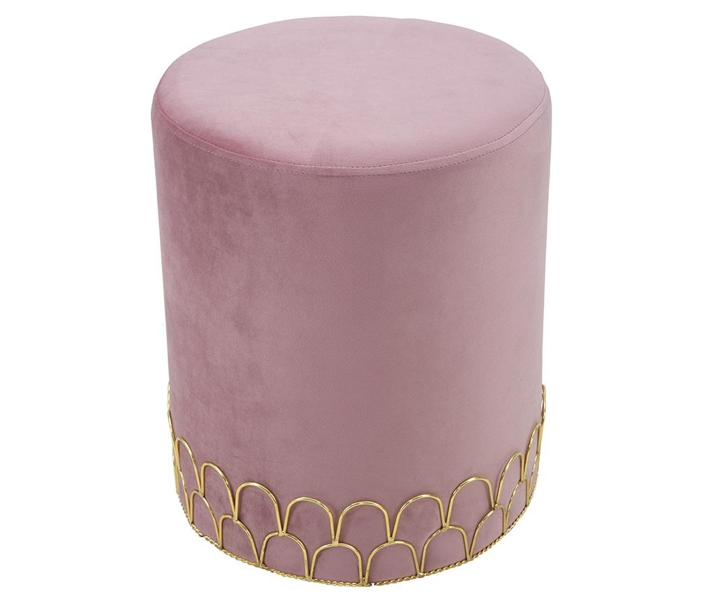 Σκαμπό Ring Pink