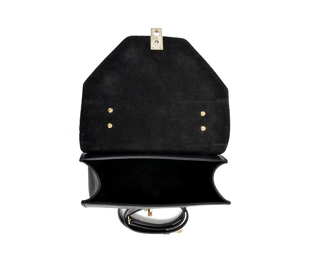 Kabelka Design Black