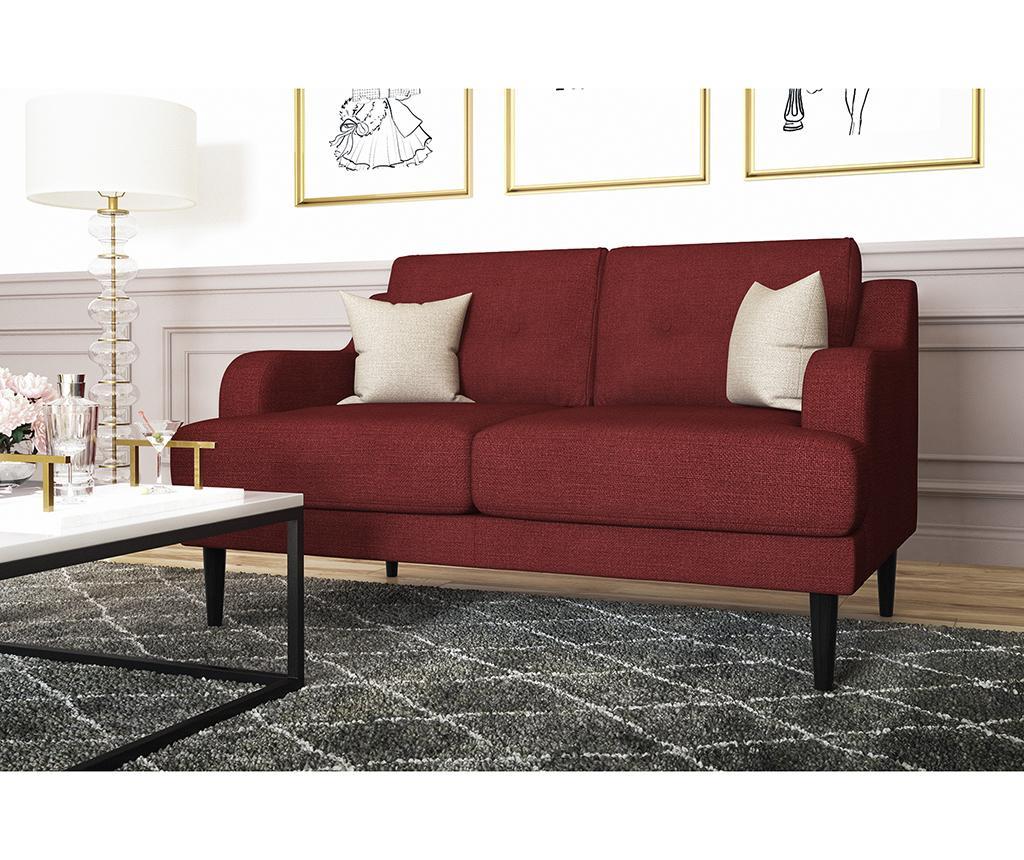 Gaby Red Kétszemélyes kanapé